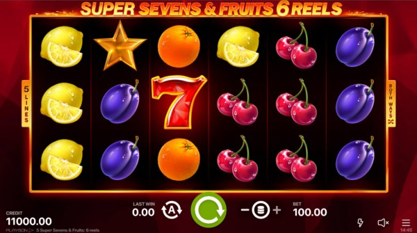 Base Game Screen by Casino Codes