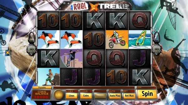 Reel Xtreme by Casino Codes