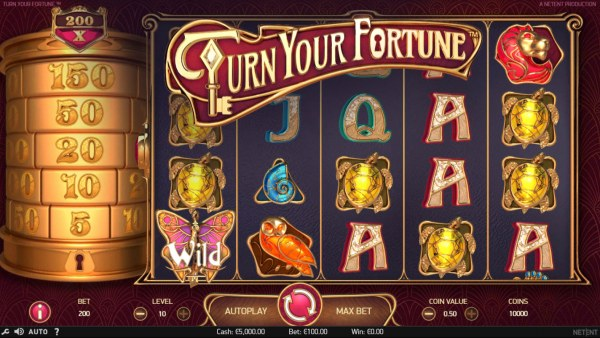 Turn Your Fortune by Casino Codes