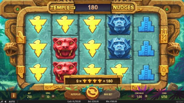 Casino Codes image of Temple of Nudges