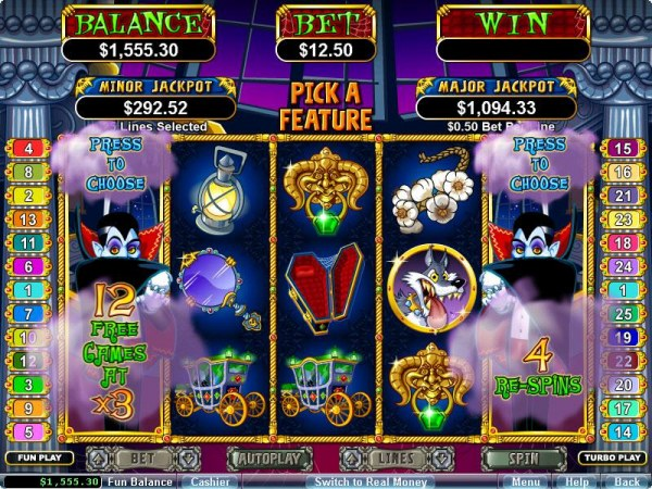 Count Spectacular by Casino Codes