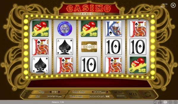 Golden Casino by Casino Codes
