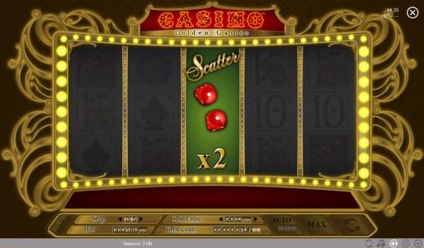 Casino Codes image of Golden Casino