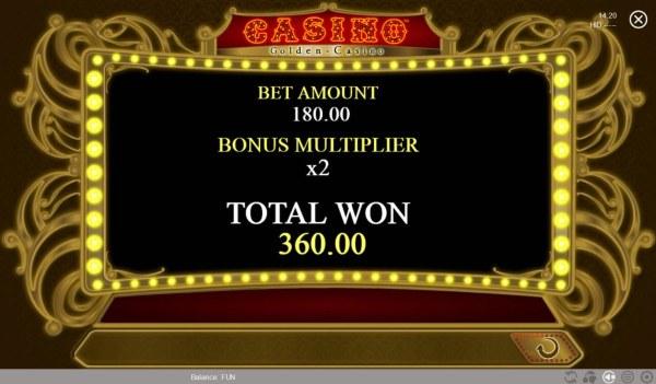Golden Casino screenshot