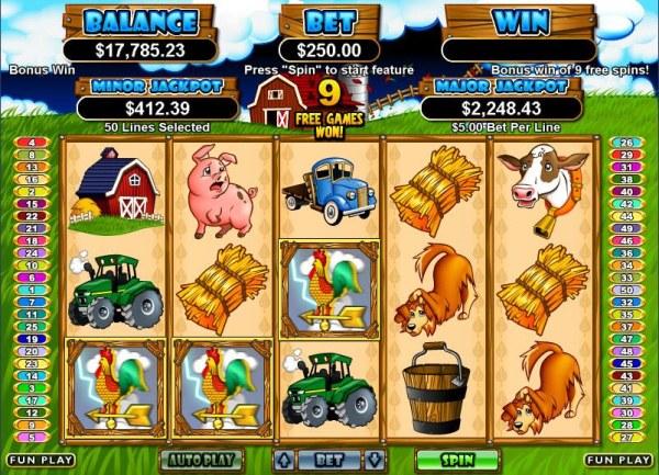 Bonus Round - Casino Codes