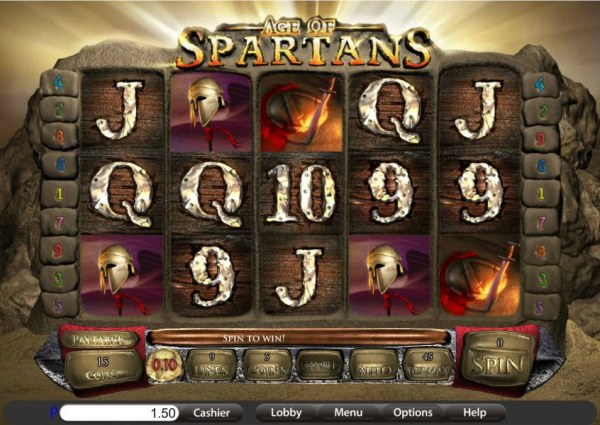 Casino Codes image of Age Of Spartans