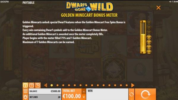 Casino Codes image of Dwarfs Gone Wild