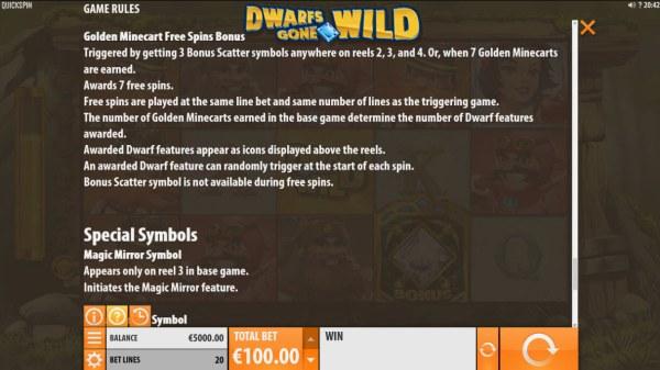Images of Dwarfs Gone Wild
