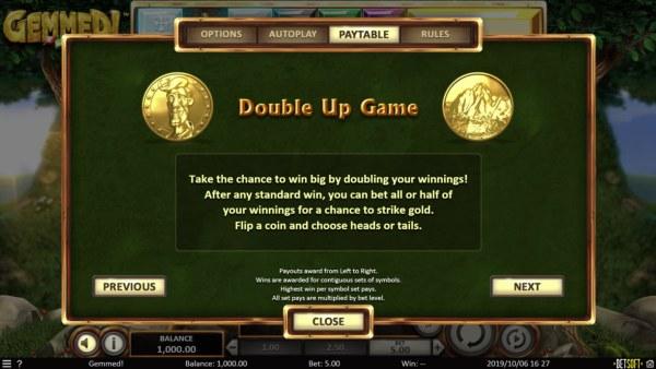 Casino Codes image of Gemmed!