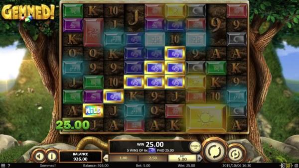 Casino Codes - Multiple winning combinations