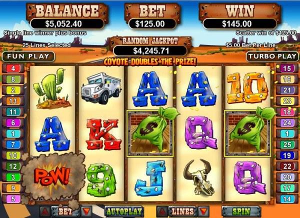 slots screen - Casino Codes
