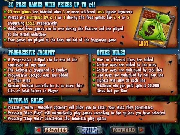 Coyote Cash screenshot
