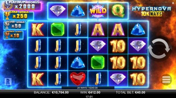 24 Ways Win - Casino Codes