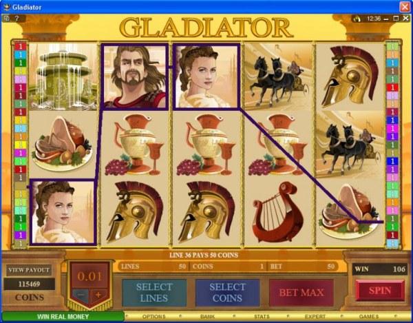 Gladiator by Casino Codes
