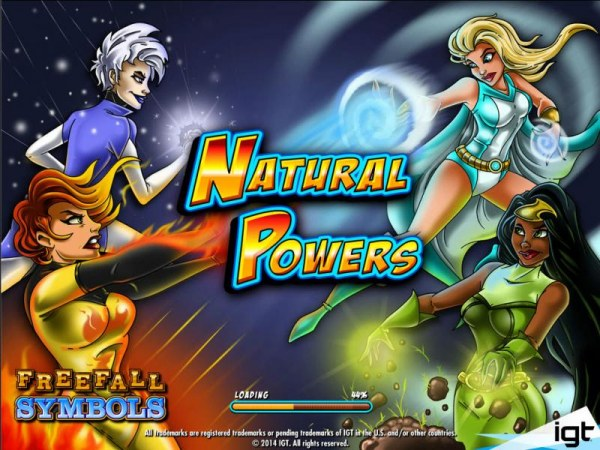 Natural Powers by Casino Codes