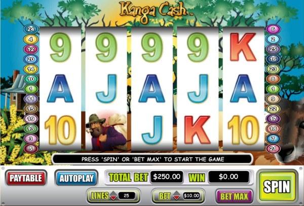 Casino Codes image of Kanga Cash
