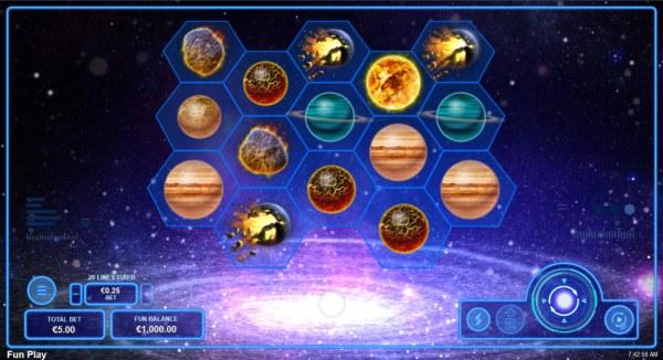 Pulsar screenshot