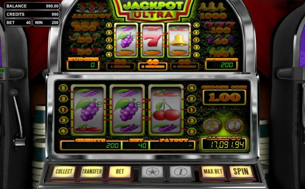 Images of Jackpot Ultra