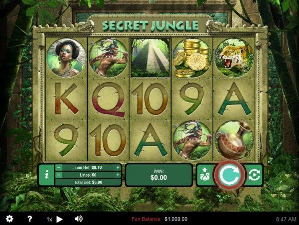 Images of Secret Jungle