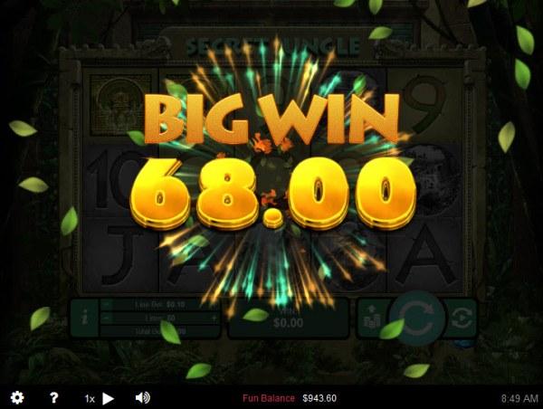 Casino Codes image of Secret Jungle
