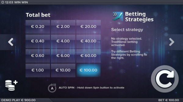 Win Win by Casino Codes