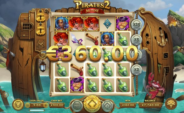 Images of Pirates 2 Mutiny