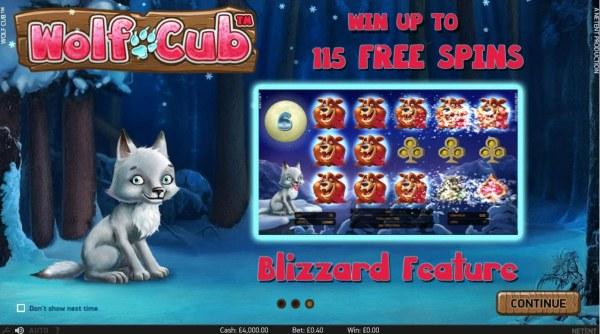 Blizzard Feature - Casino Codes