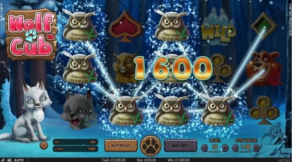 Wolf Cub by Casino Codes