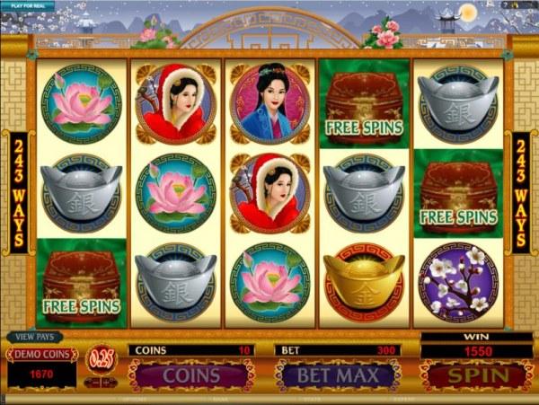 Asian Beauty screenshot