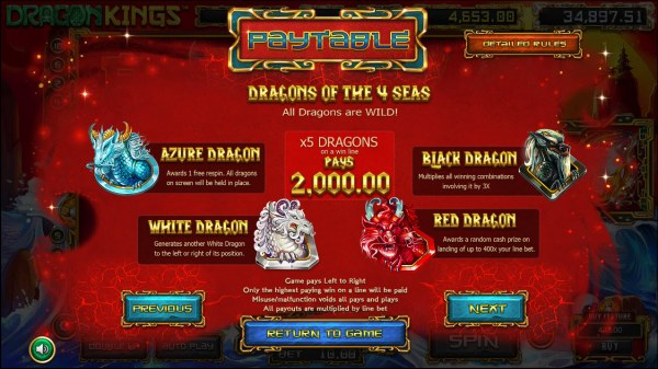 Images of Dragon Kings