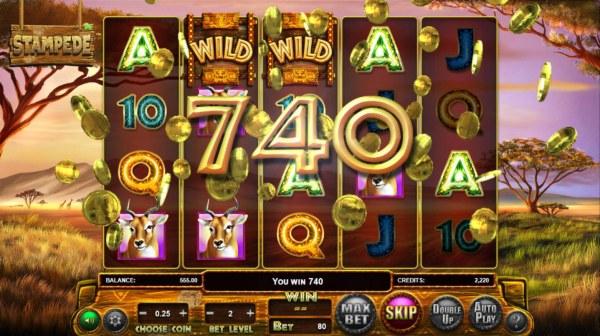 Casino Codes image of Stampede