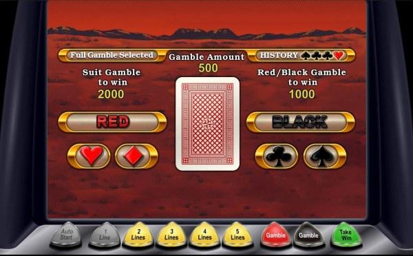 Casino Codes image of Big Red