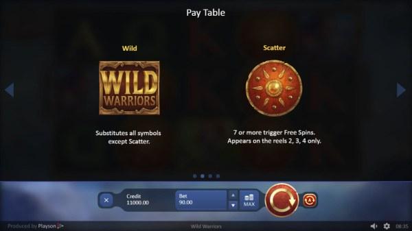Wild Warriors screenshot