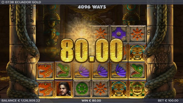 Winning combinations are removed from the reels and new symbols drop in place by Casino Codes