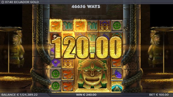 Multiple winning combinations by Casino Codes