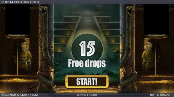 15 free games awarded by Casino Codes