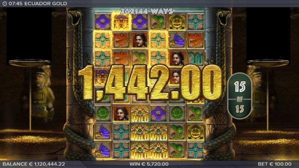 Casino Codes image of Ecuador Gold