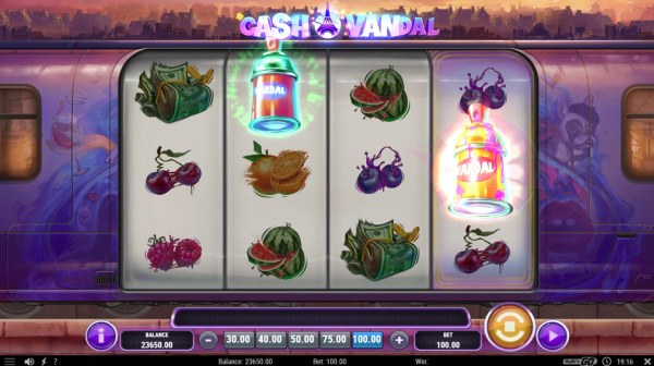 Respin feature activated by Casino Codes