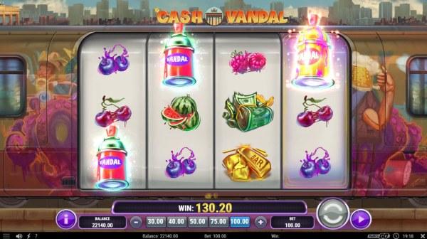 Cash Vandal by Casino Codes