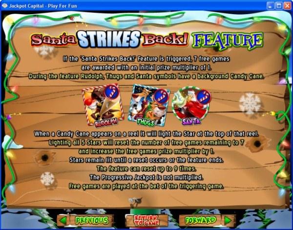 Return of the Rudolph screenshot