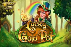 Lucky Gold Pot