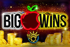 Split Aces Online Casino offering up to a 100 free spin casino bonus.